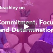 Layne Beachley commitment focus determination