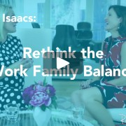 rethink the work family balance