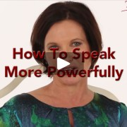 speaking more powerfully